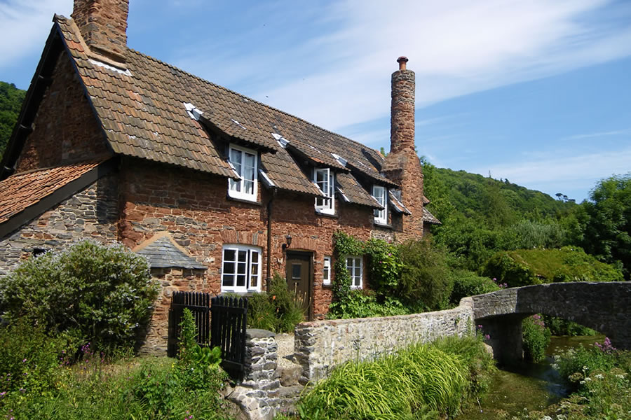 Selworthy Cottages